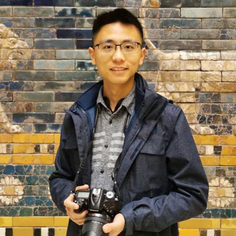 Yuhang Pan